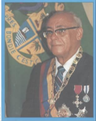 Sir Clarence Augustus Seignoret