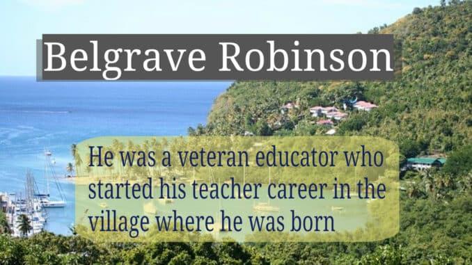 Belgrave Robinson