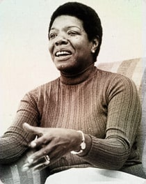Poet, author Maya Angelou dies at 86  25