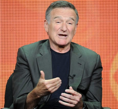 Robin Williams Dead In Apparent Suicide Police Reported 40