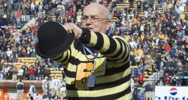 Former Pigskin Pete, Paul Weiler, is dead 23