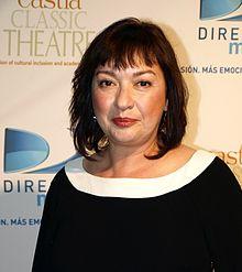 Elizabeth Peña (September 23, 1959 – October 14, 2014) was an American actress and director.