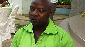 Thomas Eric Duncan first patient diagnosed with Ebola in the United States, died today Wednesday October 8th, 2014 53