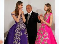 Oscar de la Renta, legendary fashion designer, dies at 82