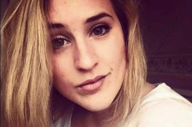 Bubbly young actress tipped for stardom who died in road smash 1