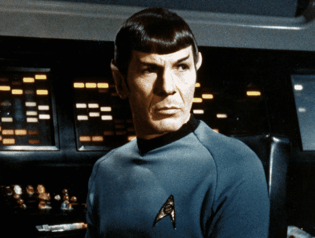 Leonard Nimoy, Spock of 'Star Trek,' Dies at 83 3