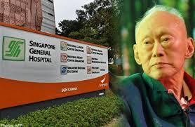 Lee Kuan Yew Death
