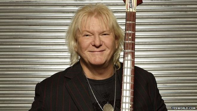 Chris Squire co-founder British progressive rock band Yes died