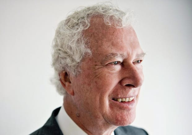 Ken Taylor the former Canadian ambassador to Iran