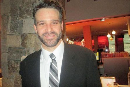 Nathaniel Marston Died at 40 He: 'One Life To Live' Actor. 4