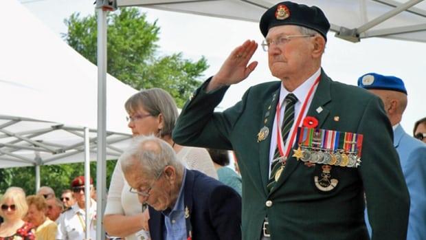 Dieppe veteran Jack McFarland dead at 95