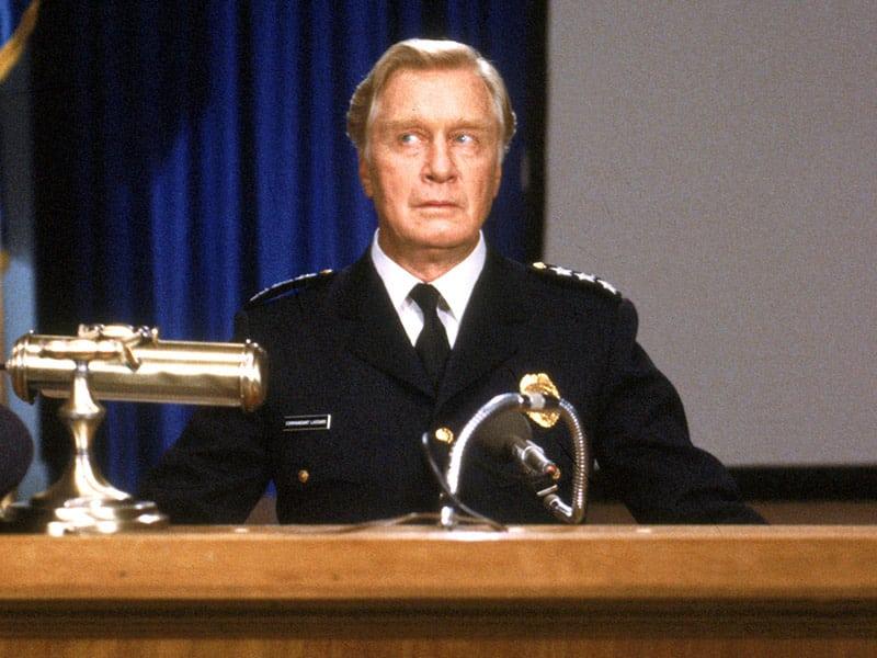 Actor George Gaynes dead at 98