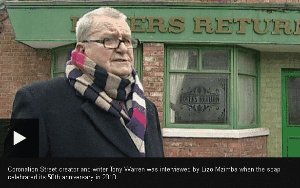 Coronation Street creator Tony Warren dead at 79