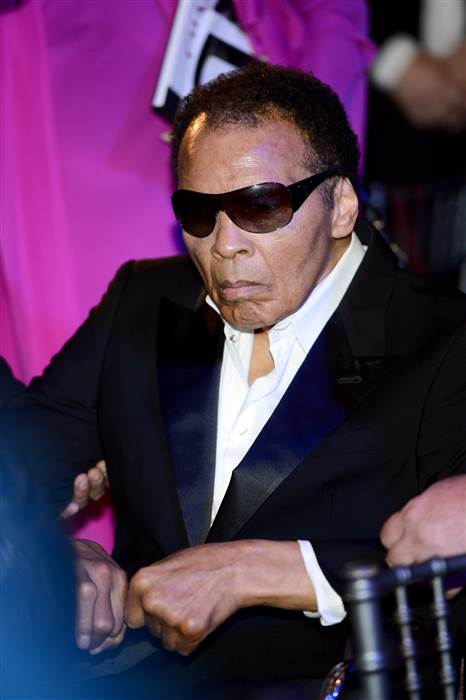 Muhammad Ali Died of Septic Shock