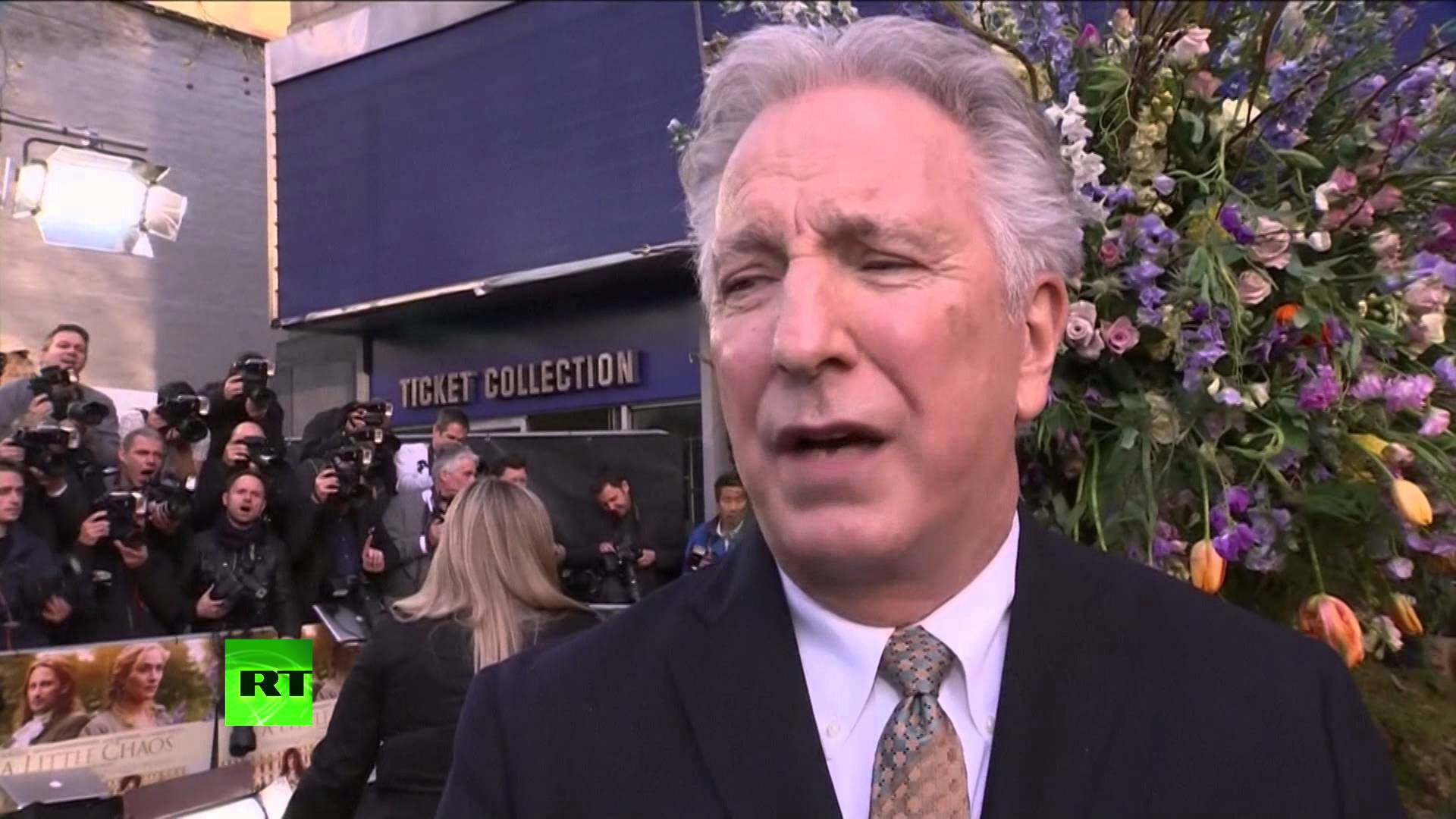RIP Alan Rickman who died today from cancer 1