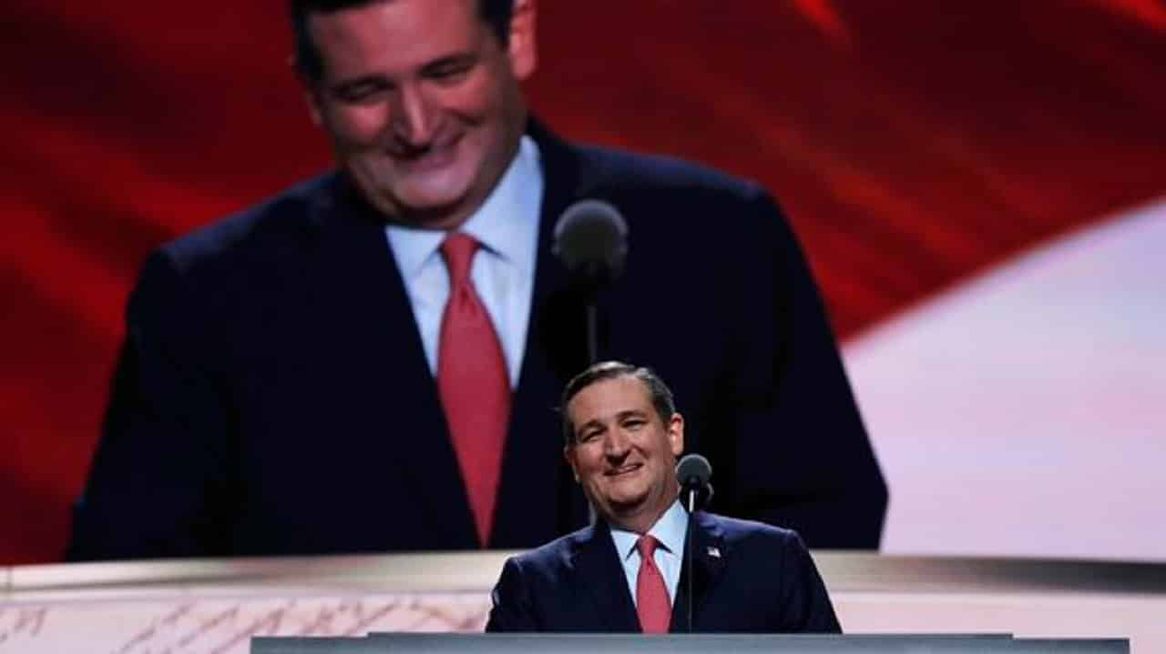 Ted Cruz BOOED Off Stage At RNC (VIDEO) 1