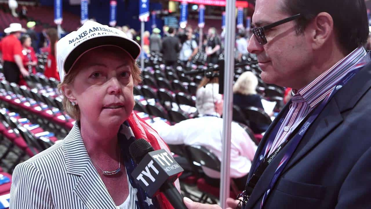 Jimmy Dore Interviews Delegates From The Floor Of The 2016 RNC 23