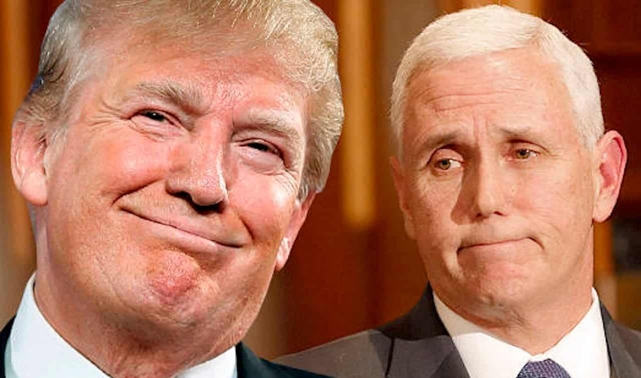 Trump's Running Mate: Who Is Mike Pence? 35