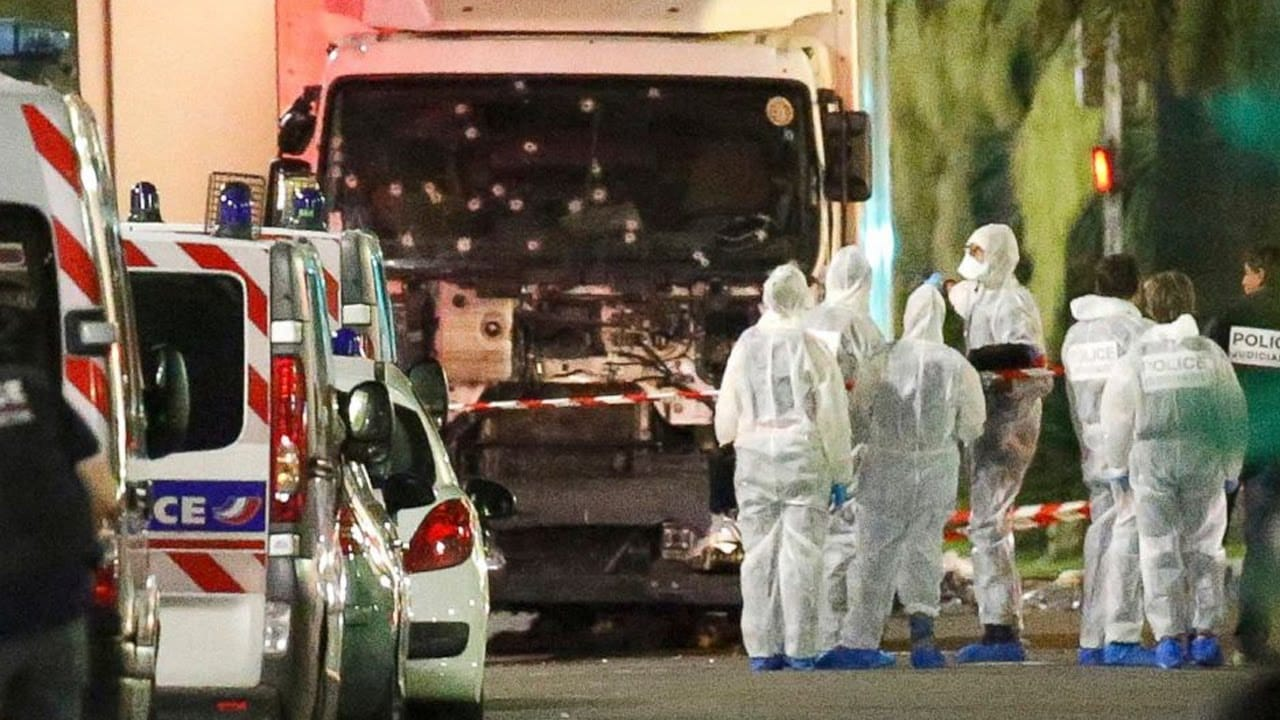 BREAKING: Dozens Killed In Truck Attack In France 25