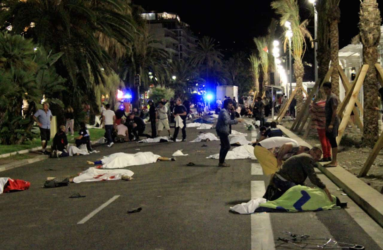 New Details On Nice, France Terrorist Attack 7