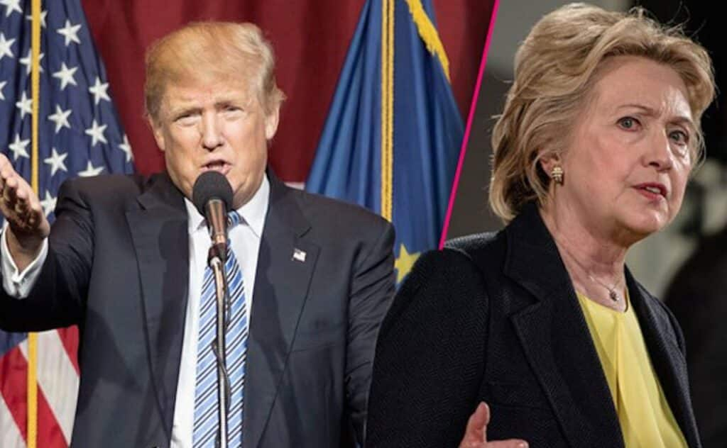 Hillary And Trump Respond To Nice Terror Attack 1