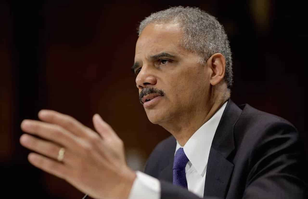 Eric Holder Looked The Other Way On Narco-Laundering HSBC Bank 35