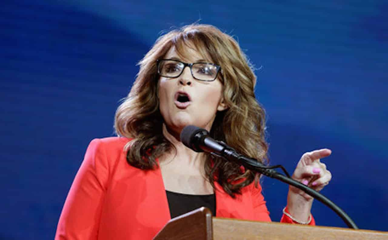 "Correction: Sarah Palin Said BLM Aren't ""Peaceful,"" Not BLM Aren't ""People"" 5"