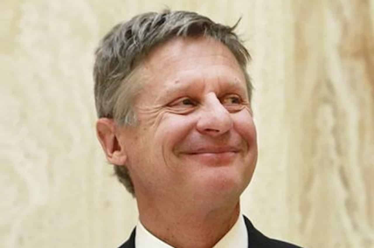 4-Person Race? Gary Johnson Catching Trump In Key Demographics 20