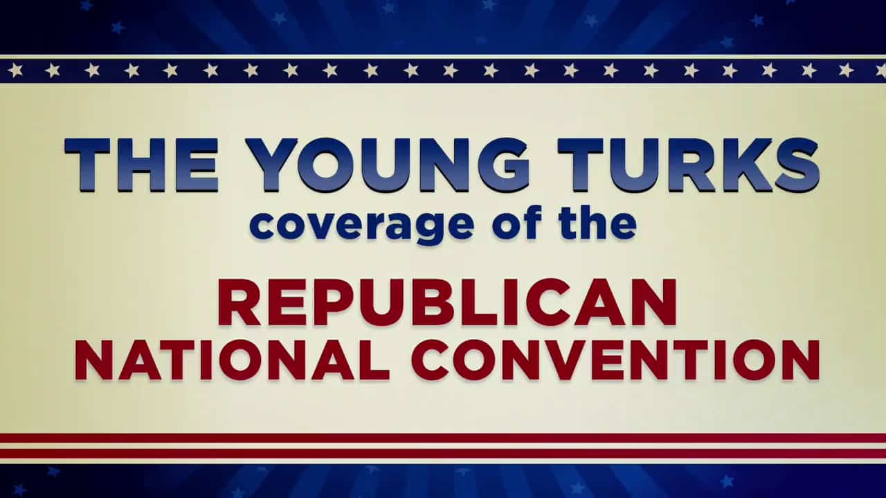 The Young Turks - Live from the RNC!  7/19/2016 5