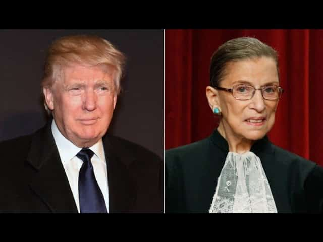 Republicans Respond To Trump Attacks From Supreme Court Justice 24