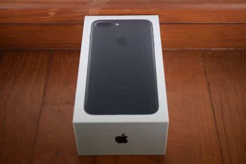 Iphone 7 Plus 32gb Black In Hand!! 24