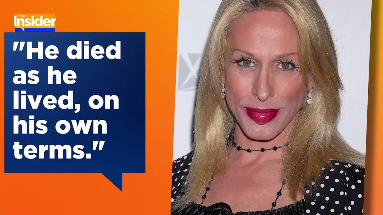 UPDATE !!! Alexis Arquette Dead - Transgender Actress Dies at 47 3
