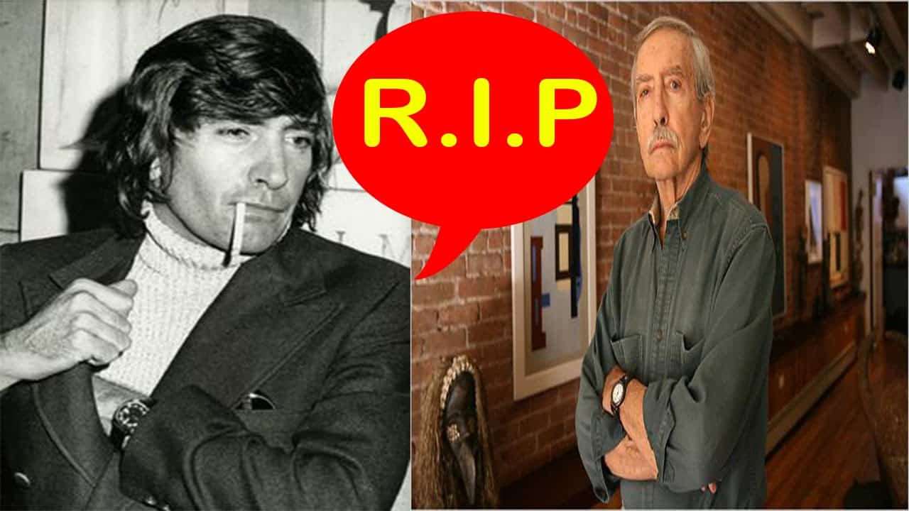 Legendary playwright Edward Albee dead at 88 | Edward Albee  biography | Edward Albee death 19