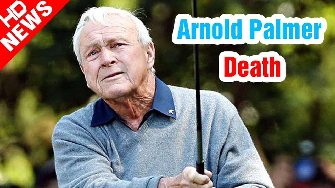 Arnold Palmer cause of death | Arnold Palmer, the Magnetic Face of Golf in the '60s, Dies at 87 3
