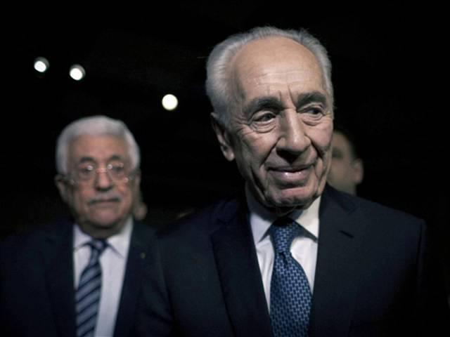Shimon Peres Was Good for Israel, but Never for the Palestinians 26
