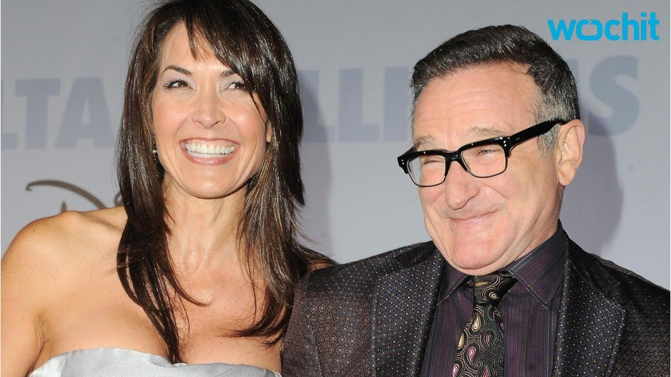 Robin Williams' widow reveals star's last words 1