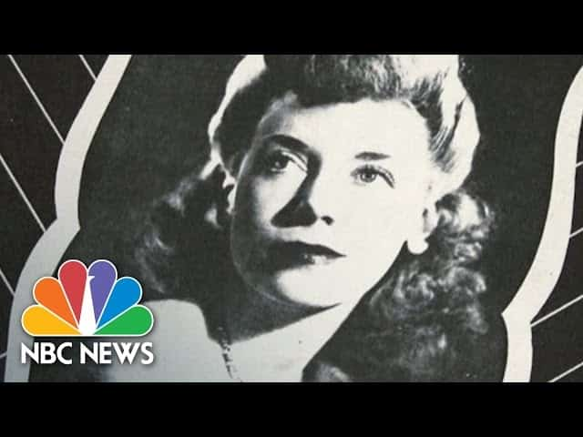 Remembering 'Canteen Girl' Of World War II | NBC News 21