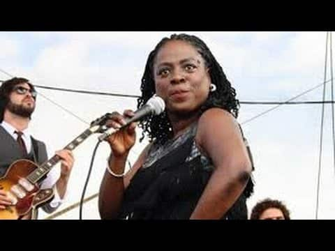 Sharon Jones 60 died, American singer (Sharon Jones & The Dap-Kings)|funeral function 1