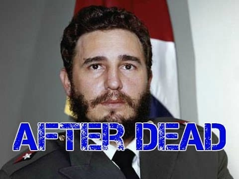 Fidel Castro dies at 90 | The Cuban dictator | 25