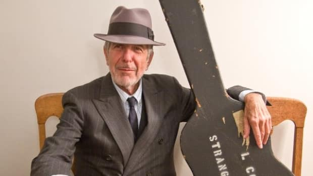 Leonard Cohen died at 82