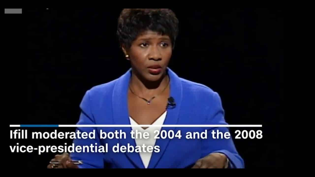 Gwen Ifill Passes At Age 61, Anchor Host Of PBS News Hour, Veteran Journalist & Newscaster 24