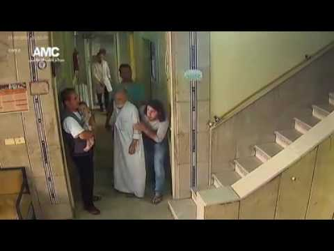 +18 Aleppo Massacre... Syrian Regime Crimes in the last hospital in Aleppo 8