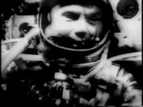 John Glenn First American Astronaut to Orbit the Earth February 20, 1962 23