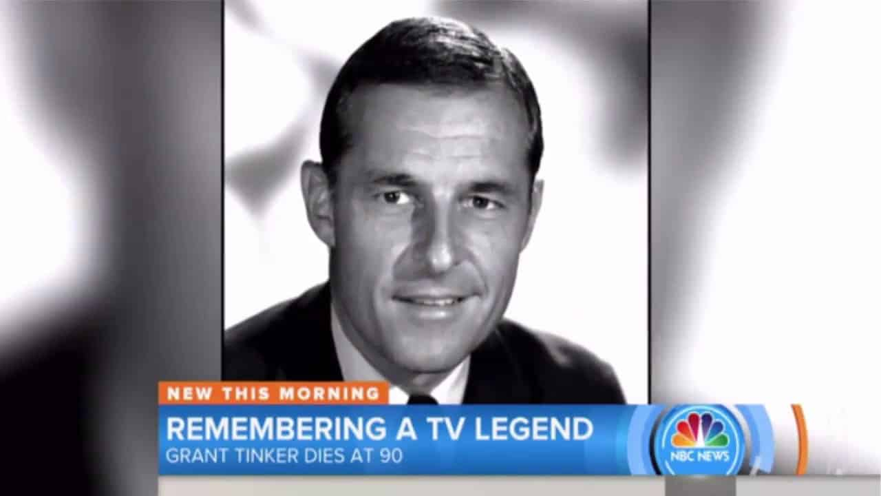 Grant Tinker, former CEO of NBC, dies at age 90 37
