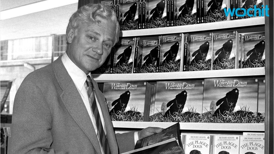 Watership Down Author Richard Adams Dies At Age 96 3