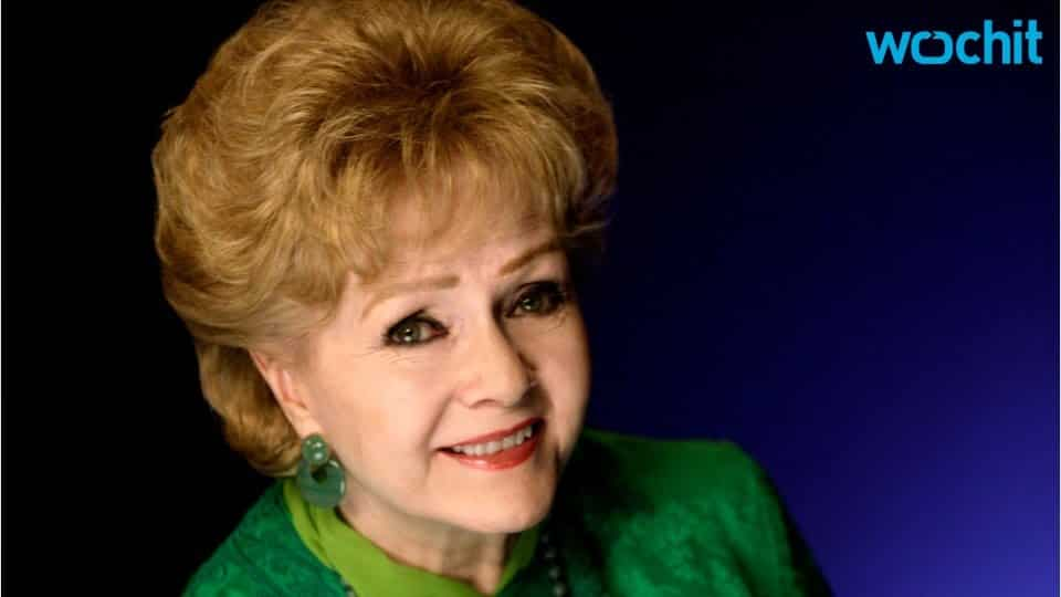 Debbie Reynolds was Unsinkable 16