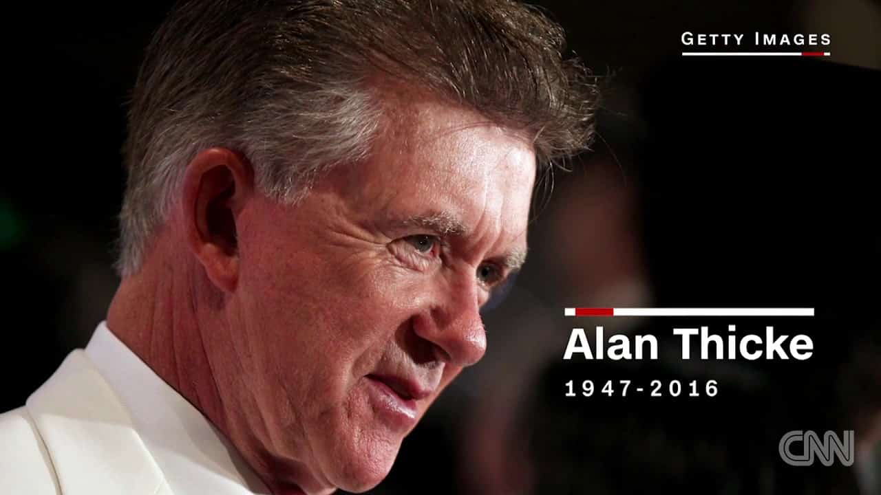 Alan Thicke dead at 69 14