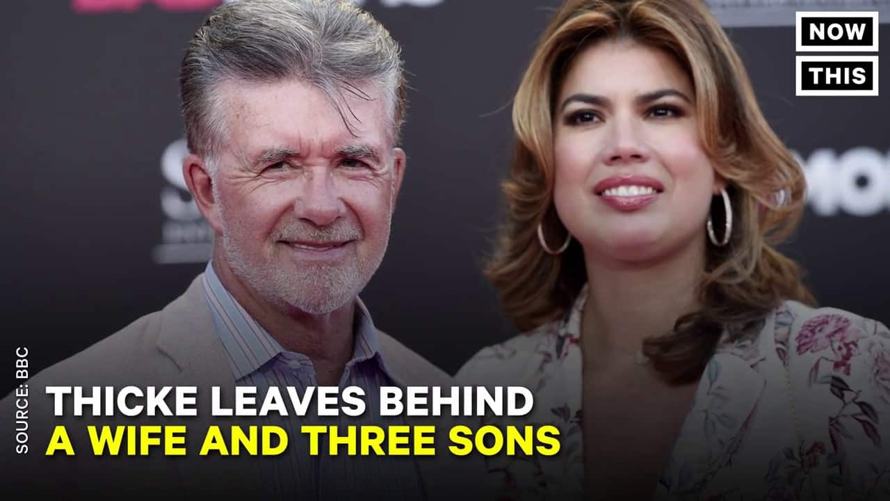 'Growing Pains' Dad Alan Thicke Dead At 69 1