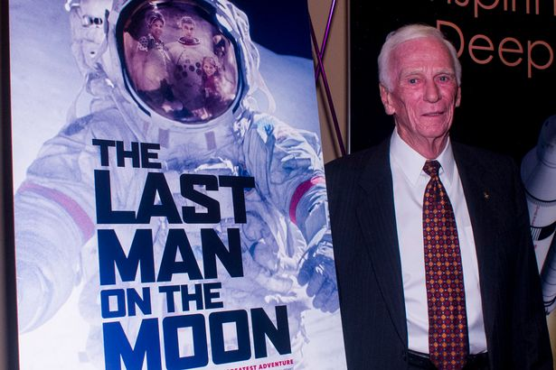 Astronaut Gene Cernan, last Apollo moonwalker, dies at 82