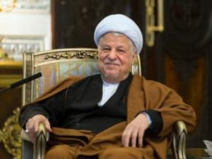 Iran's ex-president Hashemi Rafsanjani dies at 82